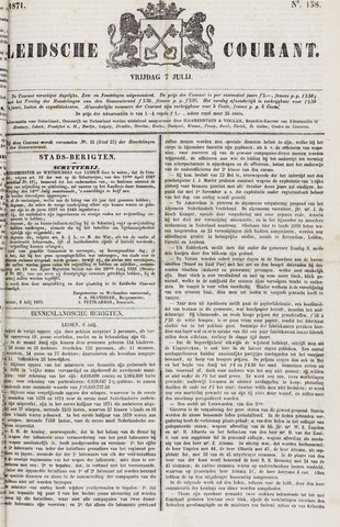 Leydse Courant 1871-07-07