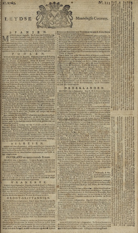 Leydse Courant 1765-09-16