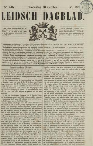 Leidsch Dagblad 1861-10-30