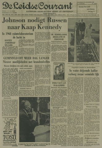 Leidse Courant 1965-08-26