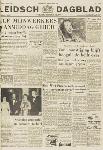 Leidsch Dagblad 1963-11-07
