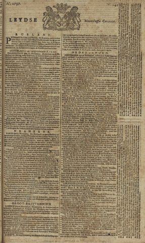 Leydse Courant 1757-11-28