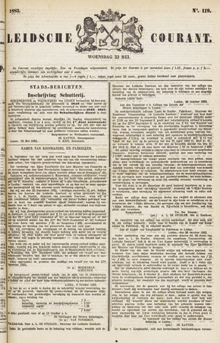 Leydse Courant 1883-05-23