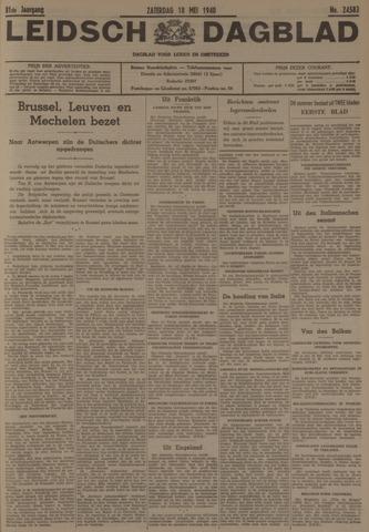 Leidsch Dagblad 1940-05-18