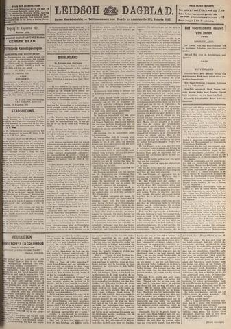 Leidsch Dagblad 1921-08-12