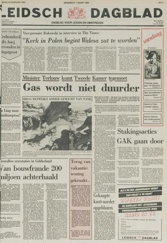 Leidsch Dagblad 1982-02-23