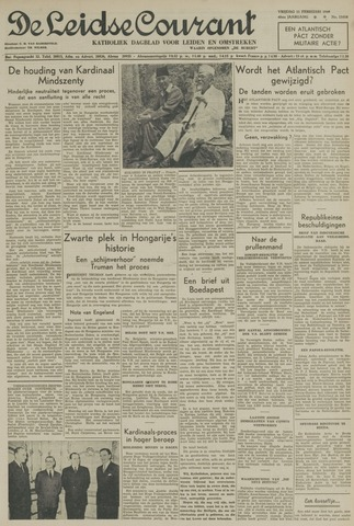 Leidse Courant 1949-02-11