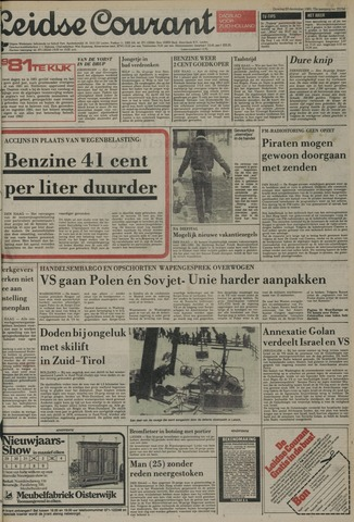 Leidse Courant 1981-12-29