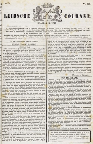 Leydse Courant 1871-06-12