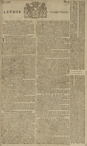 Leydse Courant 1758-03-03