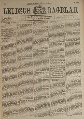 Leidsch Dagblad 1896-09-16