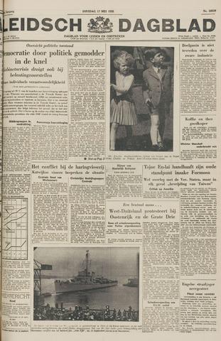 Leidsch Dagblad 1955-05-17