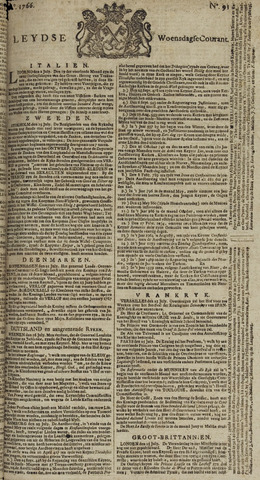 Leydse Courant 1766-07-30