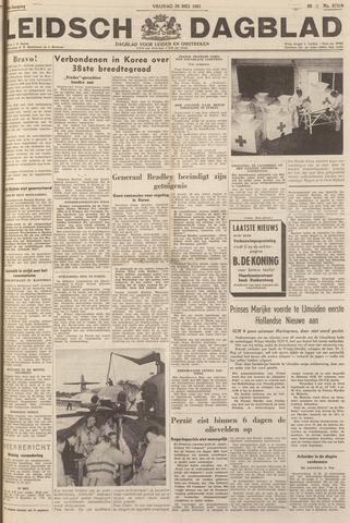 Leidsch Dagblad 1951-05-25