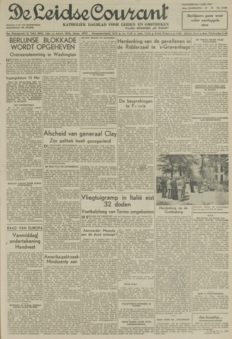 Leidse Courant 1949-05-05