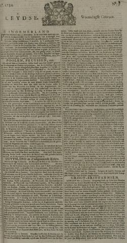 Leydse Courant 1734-01-20