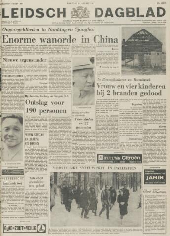Leidsch Dagblad 1967-01-09