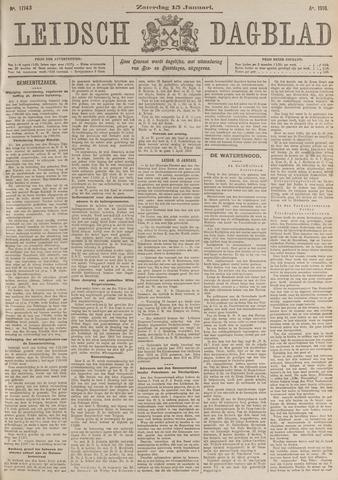 Leidsch Dagblad 1916-01-15