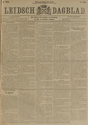 Leidsch Dagblad 1902-07-10
