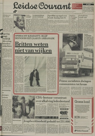 Leidse Courant 1984-04-19
