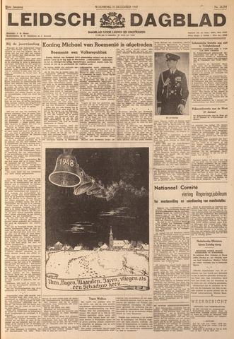 Leidsch Dagblad 1947-12-31