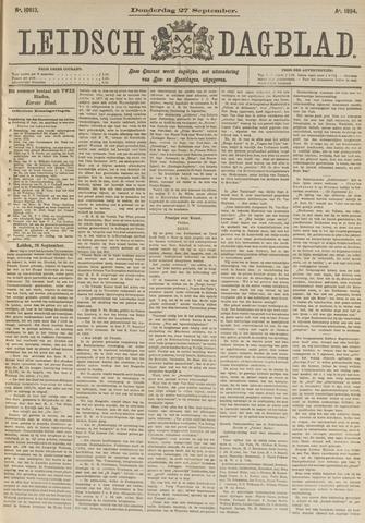 Leidsch Dagblad 1894-09-27