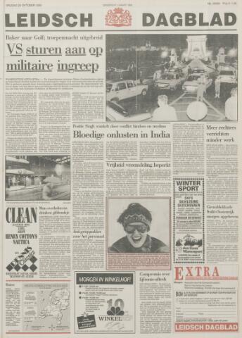 Leidsch Dagblad 1990-10-26