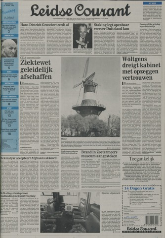 Leidse Courant 1992-04-27