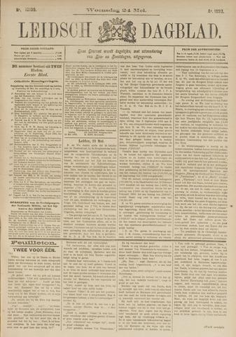 Leidsch Dagblad 1893-05-24