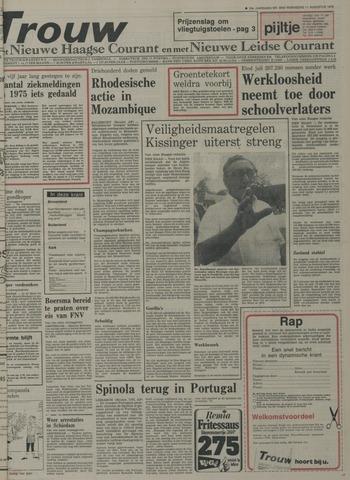 Nieuwe Leidsche Courant 1976-08-11