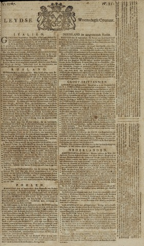 Leydse Courant 1767-09-30