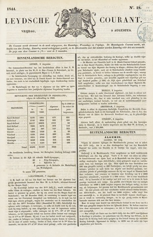 Leydse Courant 1844-08-09