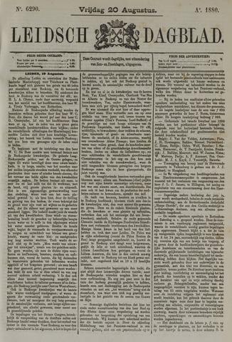 Leidsch Dagblad 1880-08-20