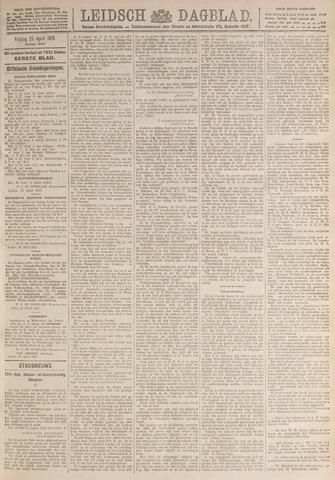 Leidsch Dagblad 1919-04-25