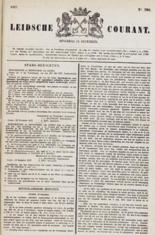 Leydse Courant 1877-12-11