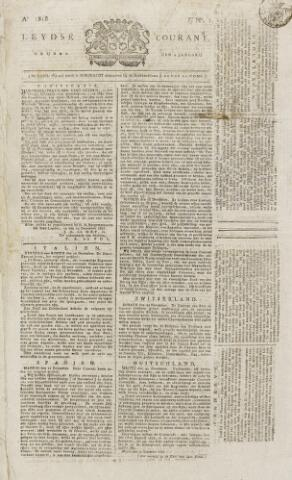 Leydse Courant 1818