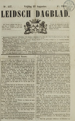 Leidsch Dagblad 1861-08-23