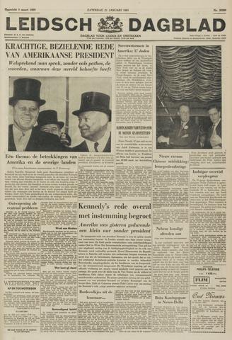 Leidsch Dagblad 1961-01-21