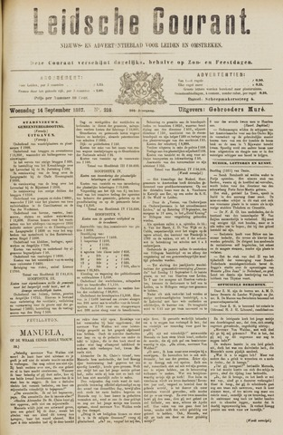 Leydse Courant 1887-09-14