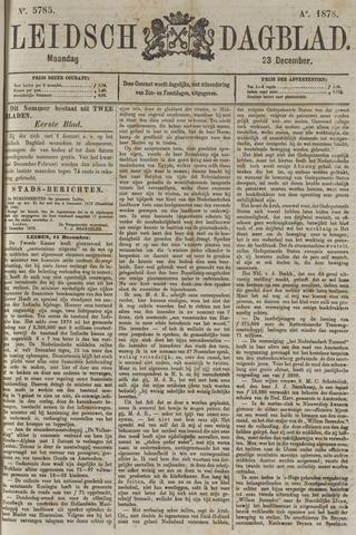 Leidsch Dagblad 1878-12-23