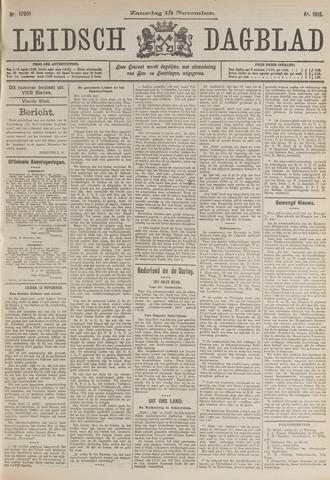 Leidsch Dagblad 1915-11-13