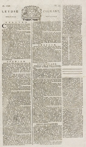 Leydse Courant 1820-05-24