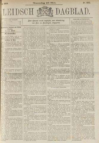 Leidsch Dagblad 1892-05-16
