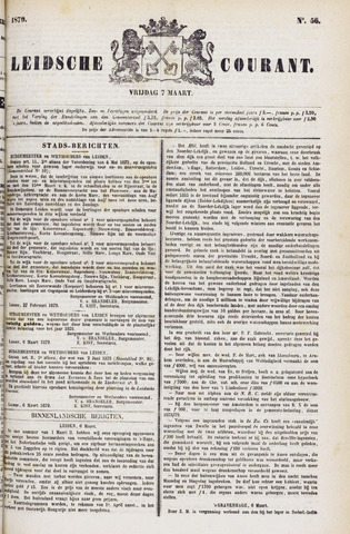 Leydse Courant 1879-03-07