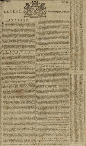 Leydse Courant 1767-08-26