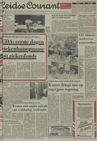 Leidse Courant 1983-11-25
