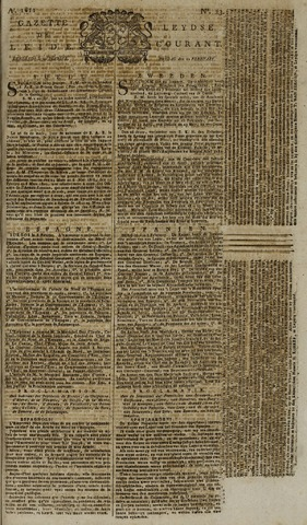 Leydse Courant 1811-02-22