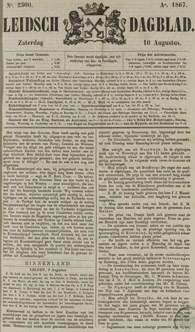 Leidsch Dagblad 1867-08-10