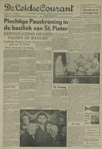 Leidse Courant 1958-11-04