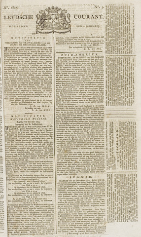 Leydse Courant 1825-01-12
